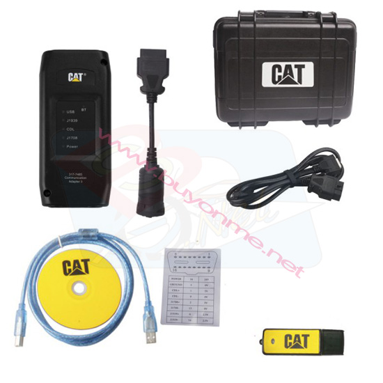 Cat et diagnostic tool for sale