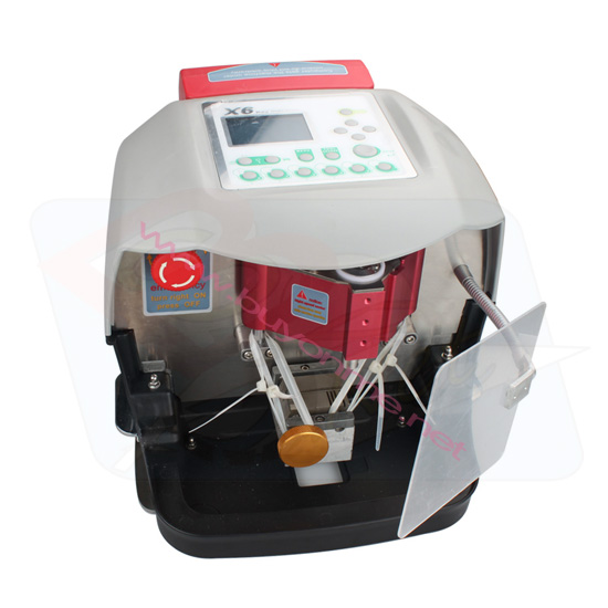 2014 Newest Automatic V8/X6 Key Cutting Machine