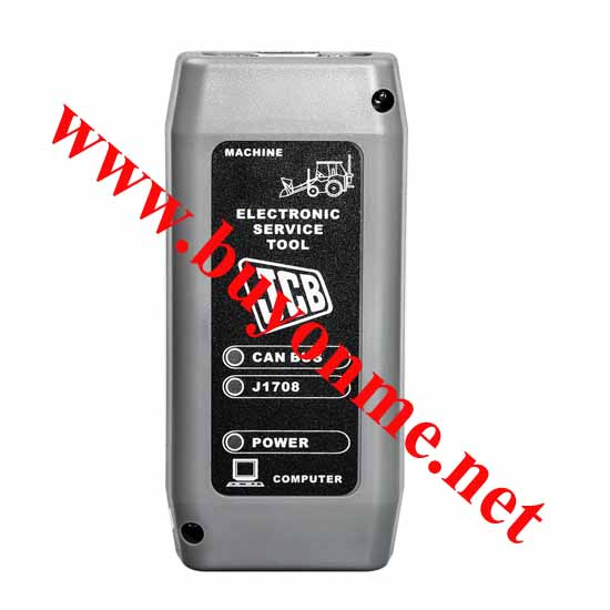 JCB Electronic Service Tool SM4.1.45.3 JCB Diagnostic Kit