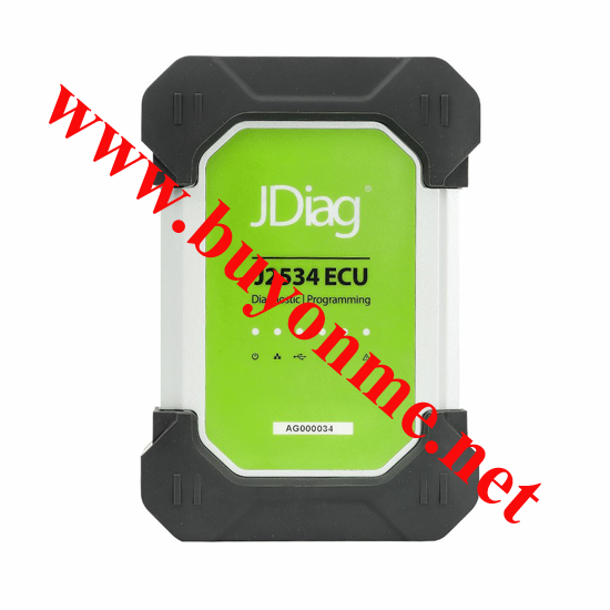 JDiag Elite II Pro JDiag J2534 ECU Diagnostic & Programming Tool