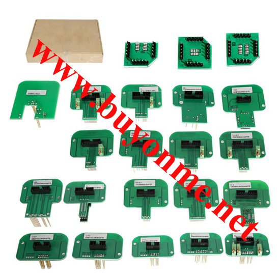 KTAG KESS KTM Dimsport BDM Probe Adapters Chip Tuning 22 pcs
