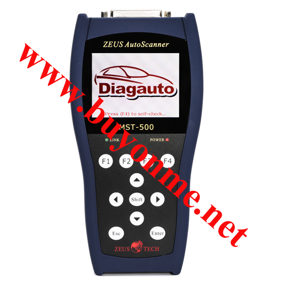 MASTER MST-500 Handheld Motorcycle Diagnostic Tool Moto Scanner