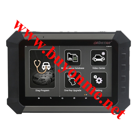 OBDSTAR DP PAD Tablet Japanese&Korean Diagnostic&Key Programming