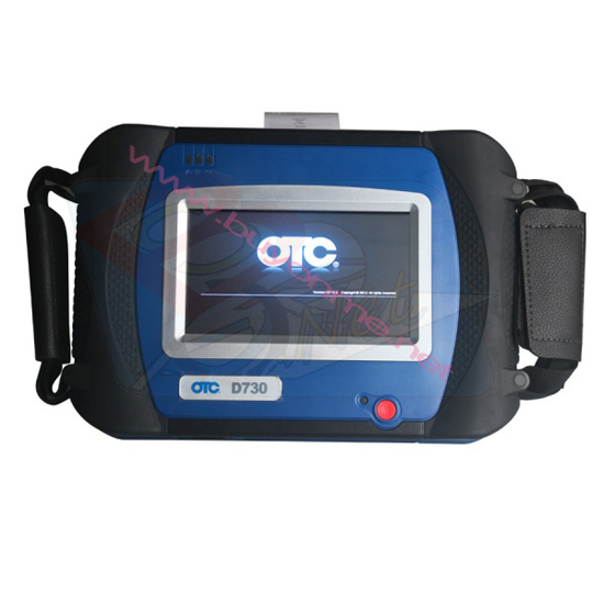SPX AUTOBOSS OTC D730 Automotive Diagnostic Scanner & Printer