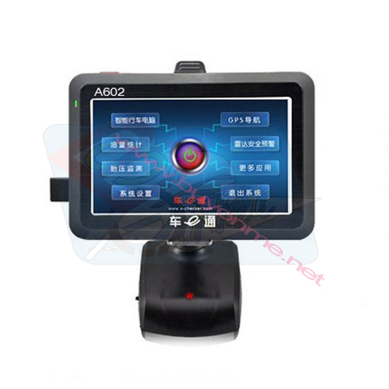 Newest Drive Helper Car Tool V-Checker A602 Smart Trip Computer