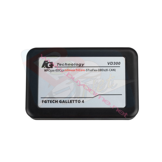 Latest VD300 V54 FGTech Galletto 4 Master BDM-TriCore-OBD