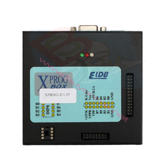 X-PROG M BOX V5.55 ECU Programmer with T420 Laptop for BMW CAS4