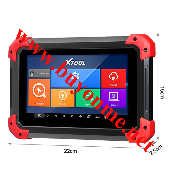 Xtool X100 PAD Key Programmer same as X300 Plus Update Oline