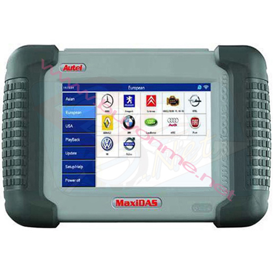 Does Autel Maxidas DS708 support Australia Ford and Holden ?